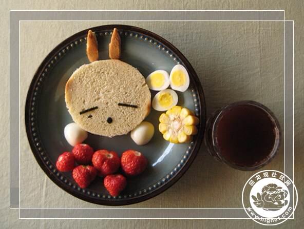 可以先学学怎么做一份有创意的生日餐噢!图片
