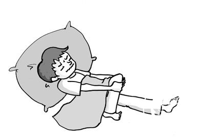 8岁男童夜间睡觉总喊腿疼,医院检查竟是生长痛