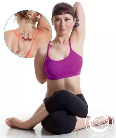 一套缓解各种疼痛的瑜伽体式