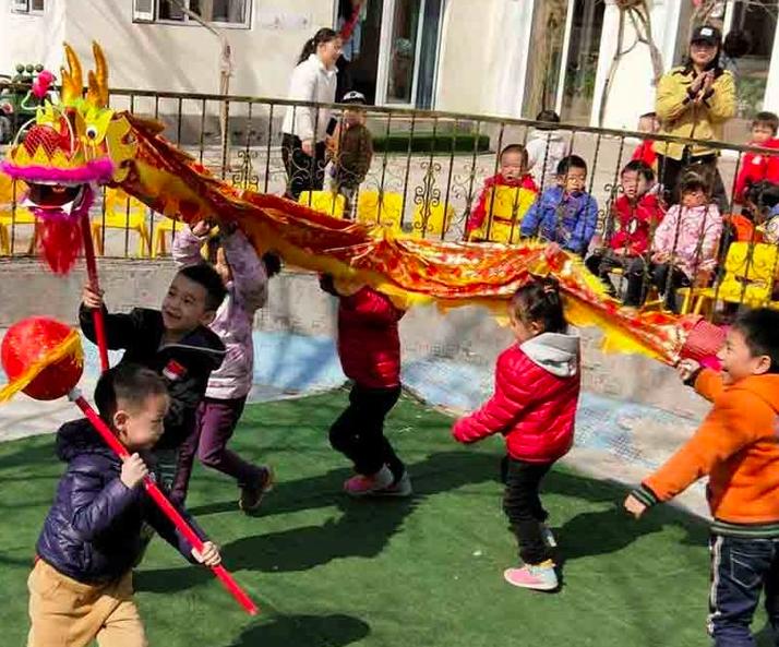 观网亲子带您走进幼儿园——小杏树国学幼儿园