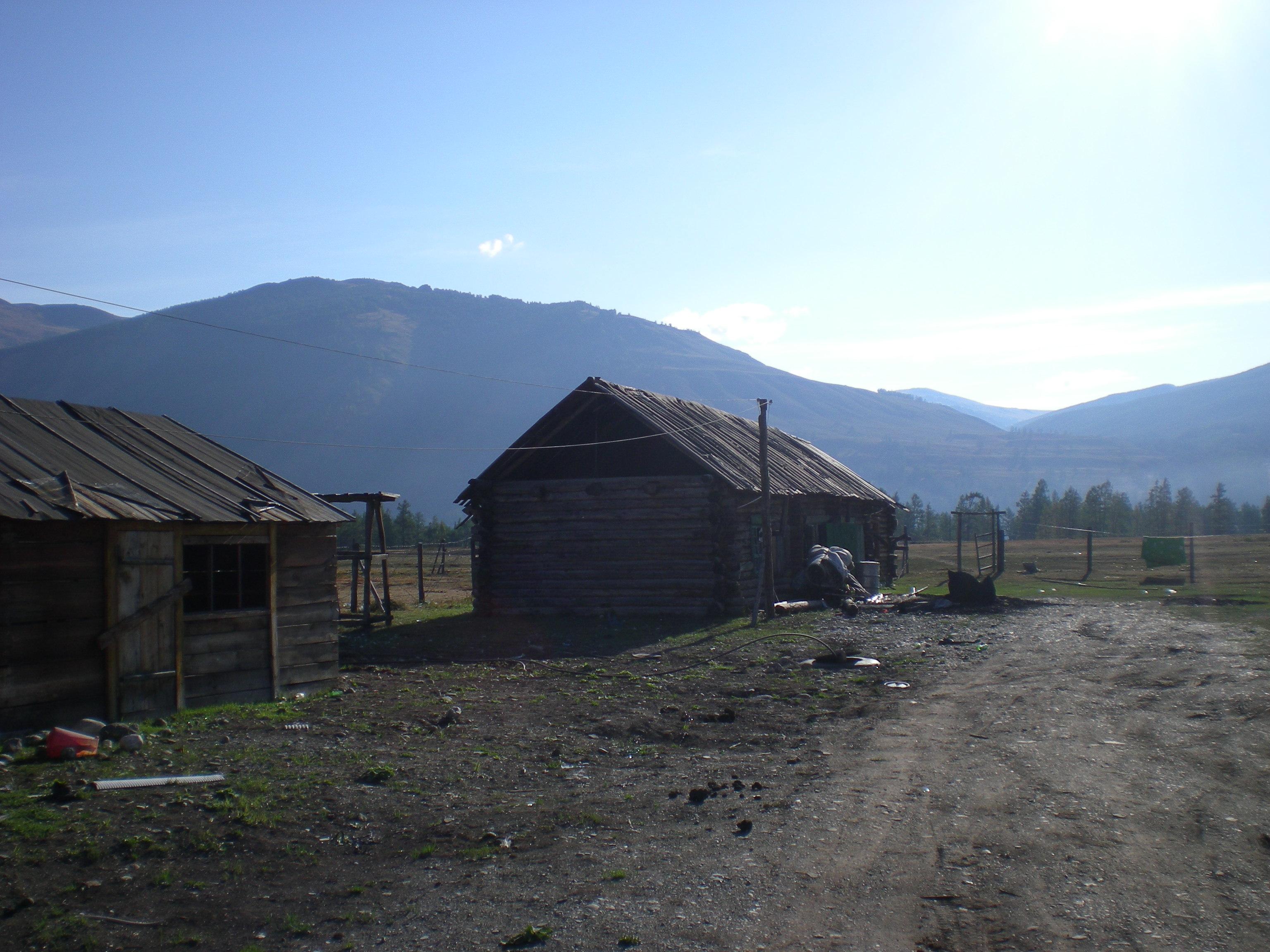 我们的小木屋