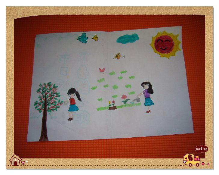教师节孩子自己制作的贺卡图片