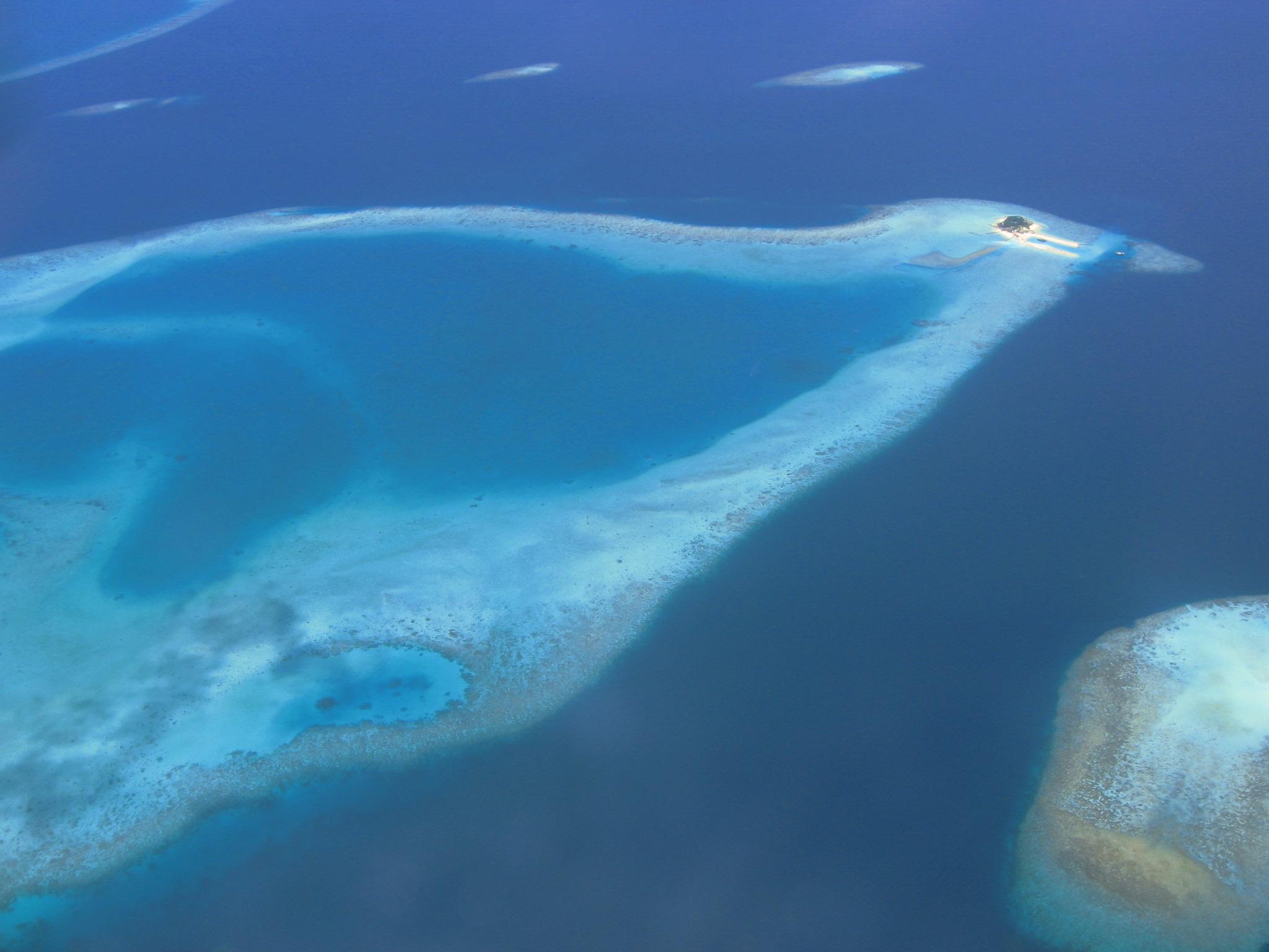 马尔代夫之旅-水上飞机