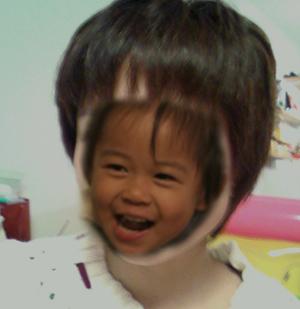 自来卷自己可以扎的发型步骤