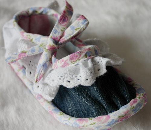 婴儿凉鞋鞋样图纸