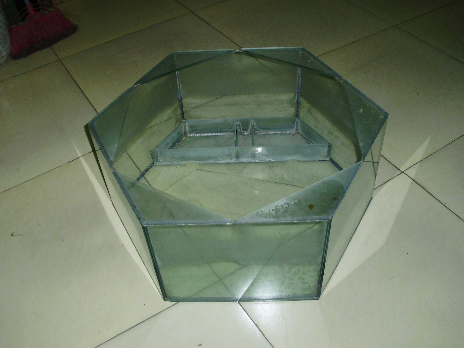 自制乌龟缸设计图步骤