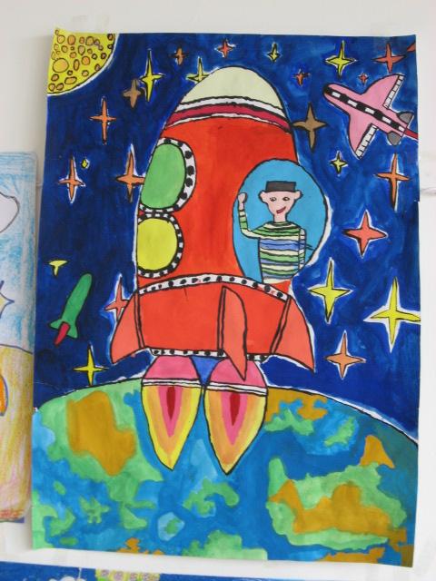 儿童简笔画动物野猪组图;