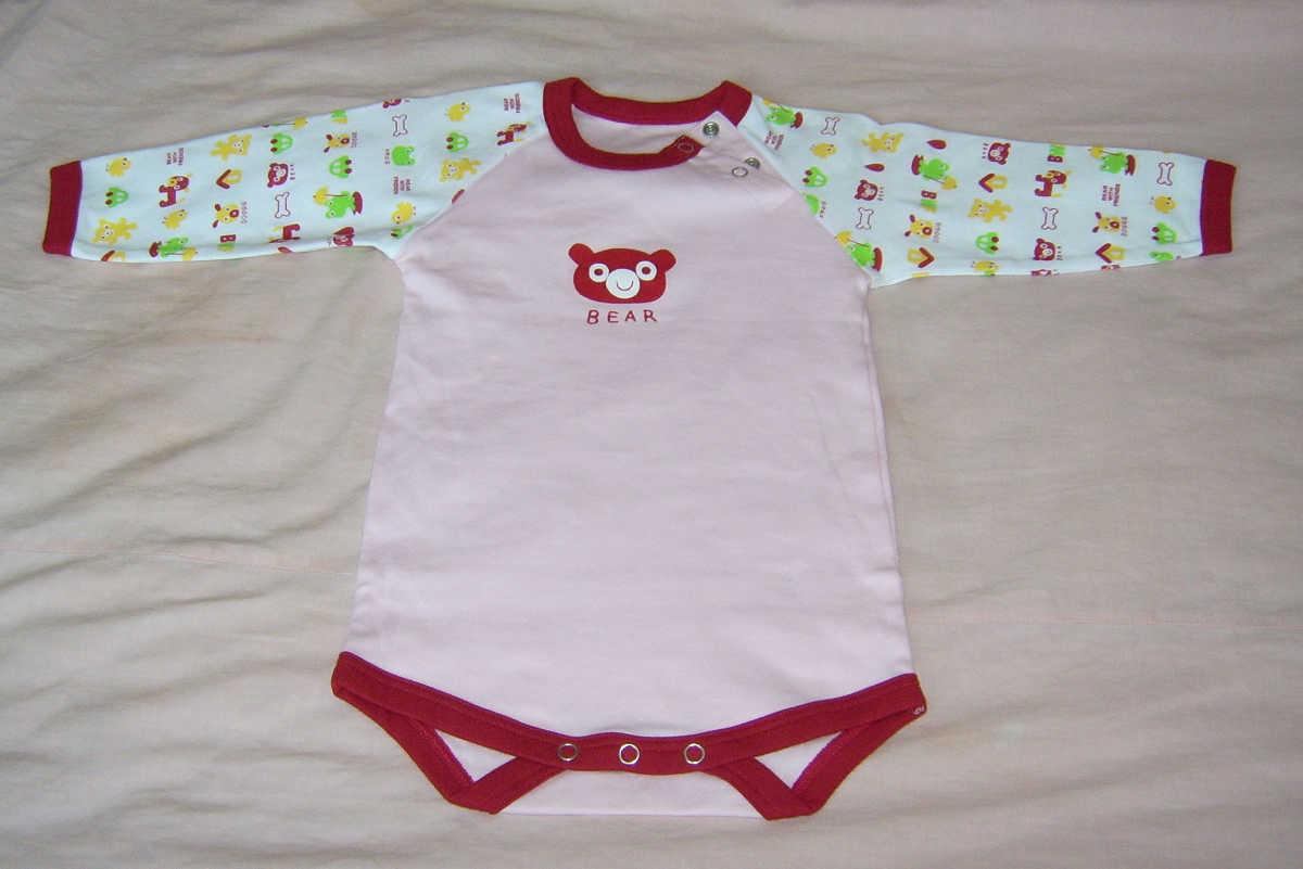 全新宝宝衣服,适合6到9个月小女孩