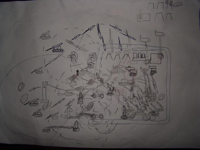 作文题目是课余时间,要求记事。 这是第二稿了,第一稿被老师批语:是一件事吗?重写 课余时间 我一ban在课间和Zxx、Cxx一起画画。 一次,我对Zxx说:我们一起画画吧。Zxx同意了。 于是,我拿出画纸,让Zxx画di军基地,他居然画上了di军用火箭发she车轰击我方,想来个下马wei,我可不是吃su的,先利用光ling塔和cibao坦克炸掉cibao线圈,然后用liu弹炮把火炮全炸掉。同时,两架轰炸机在天空不停的下毛毛雨。 我的战术和海湾战争美国的战术是相反的。 这是一场xuni的战争,但不