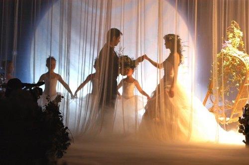 欧式复古创意新娘