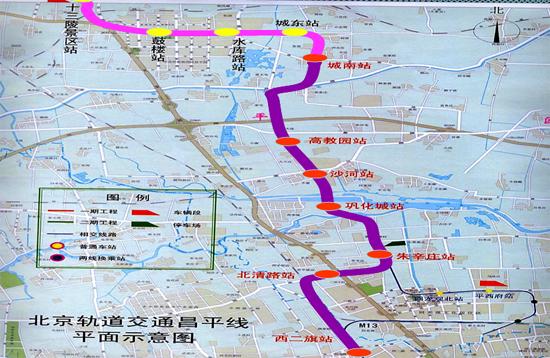 成都青龙场交通规划_地铁昌平线南延规划图内容|地铁昌平线南延规划图版面设计