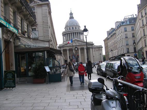 巴黎的街道