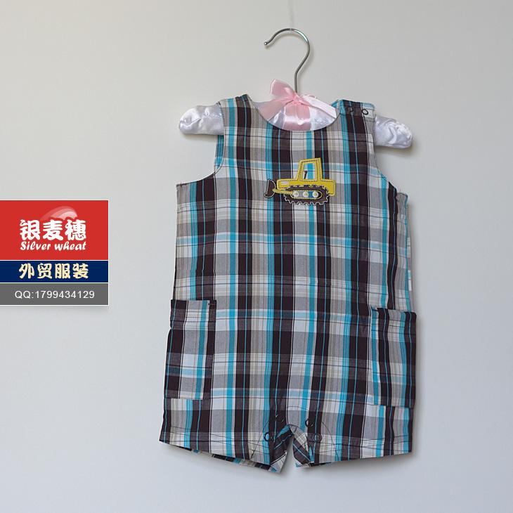 0-3岁外贸童装