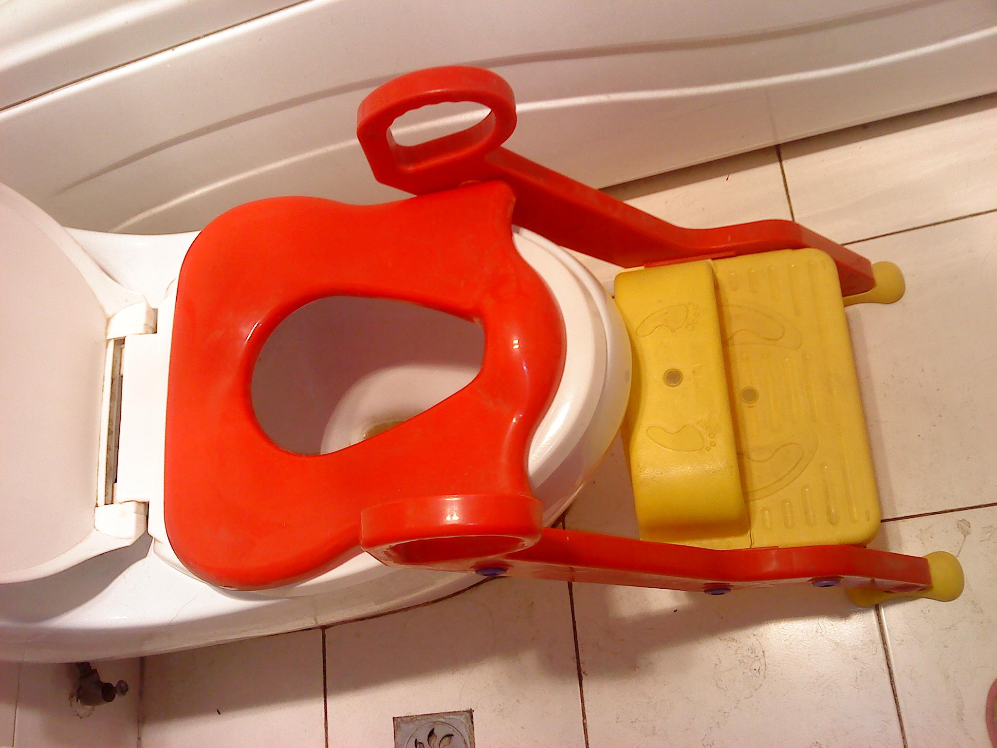 厕椅折叠式马桶
