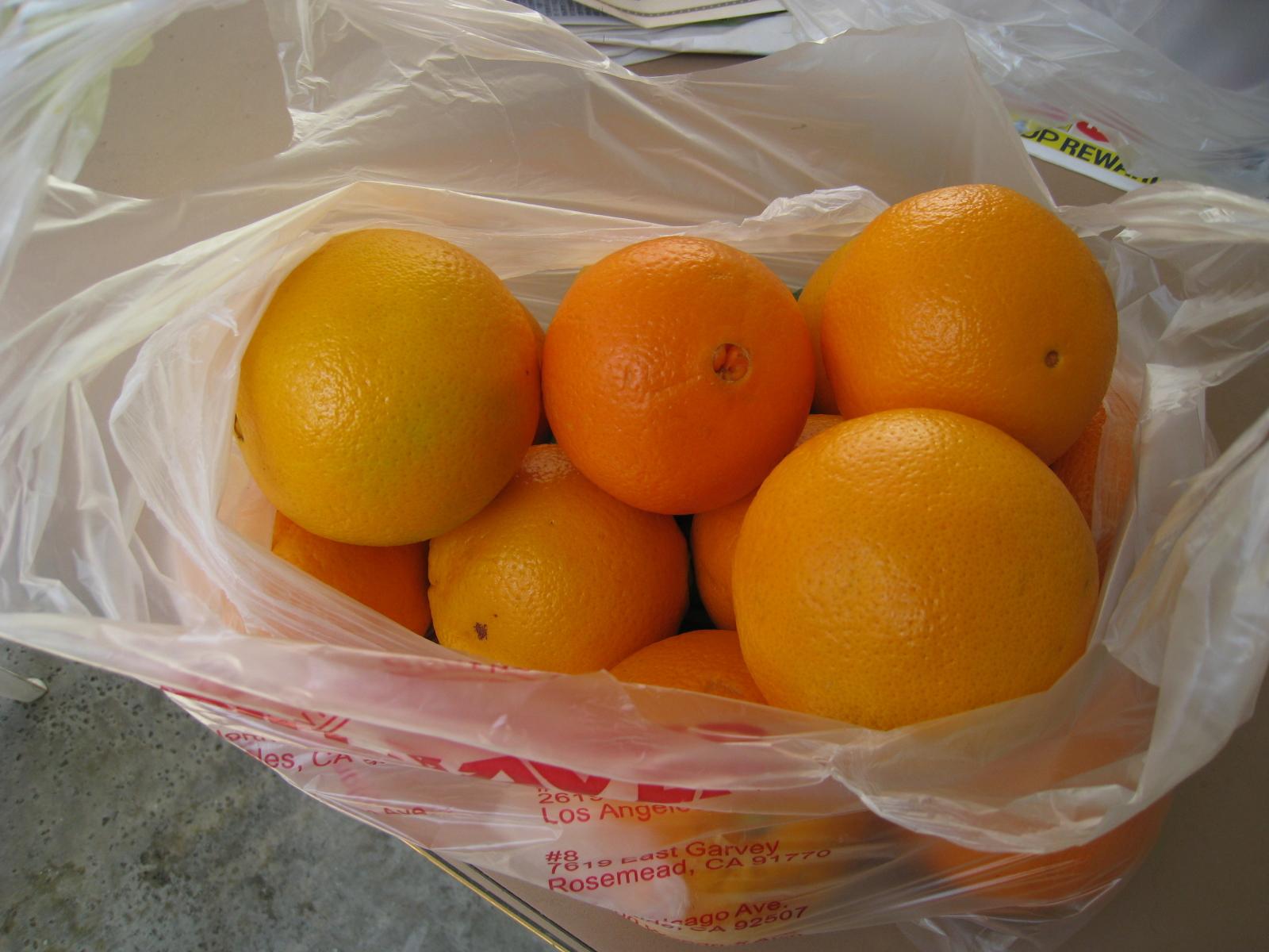 一袋水果简笔画
