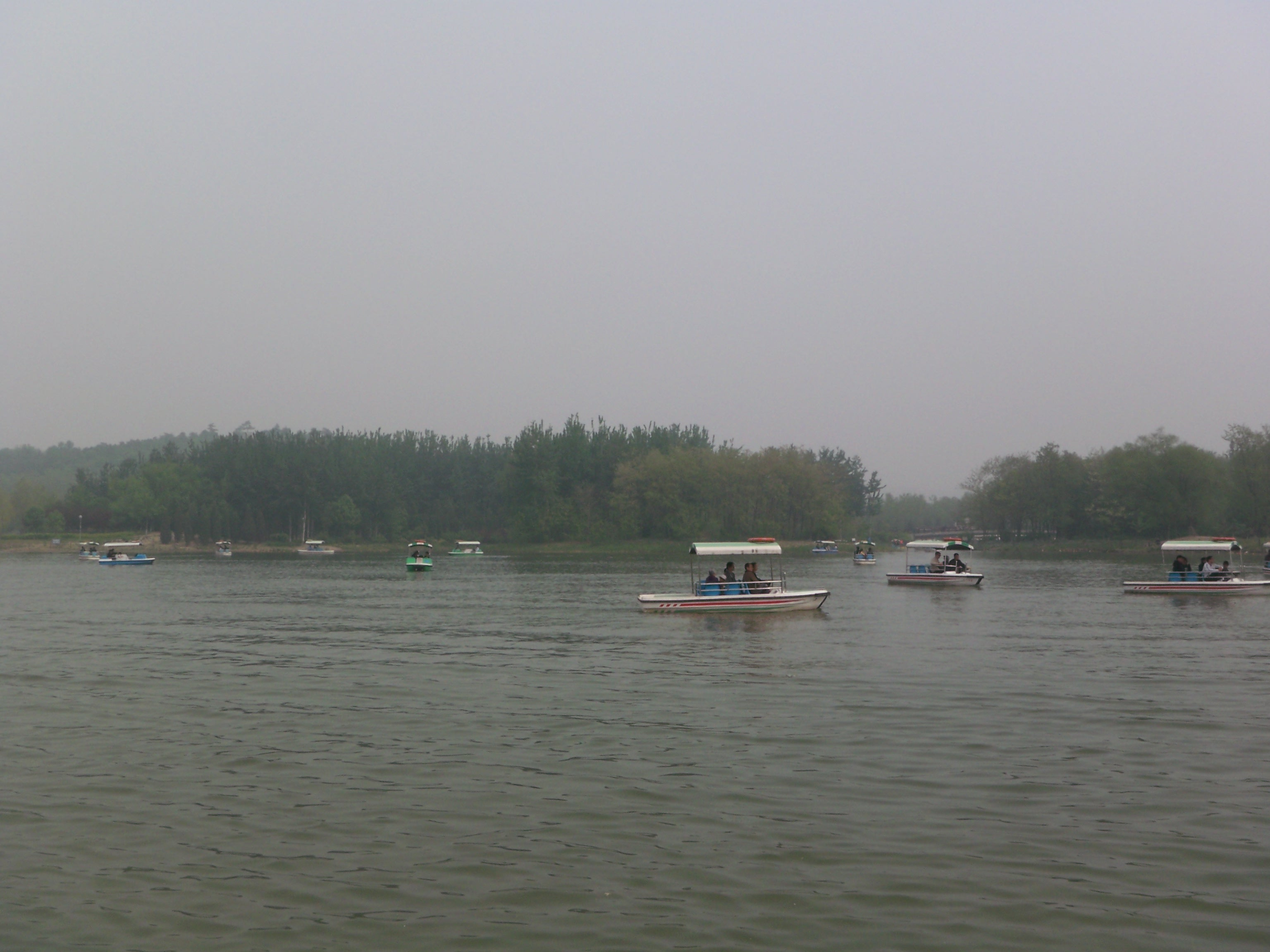 ps 素材风景灰色水面