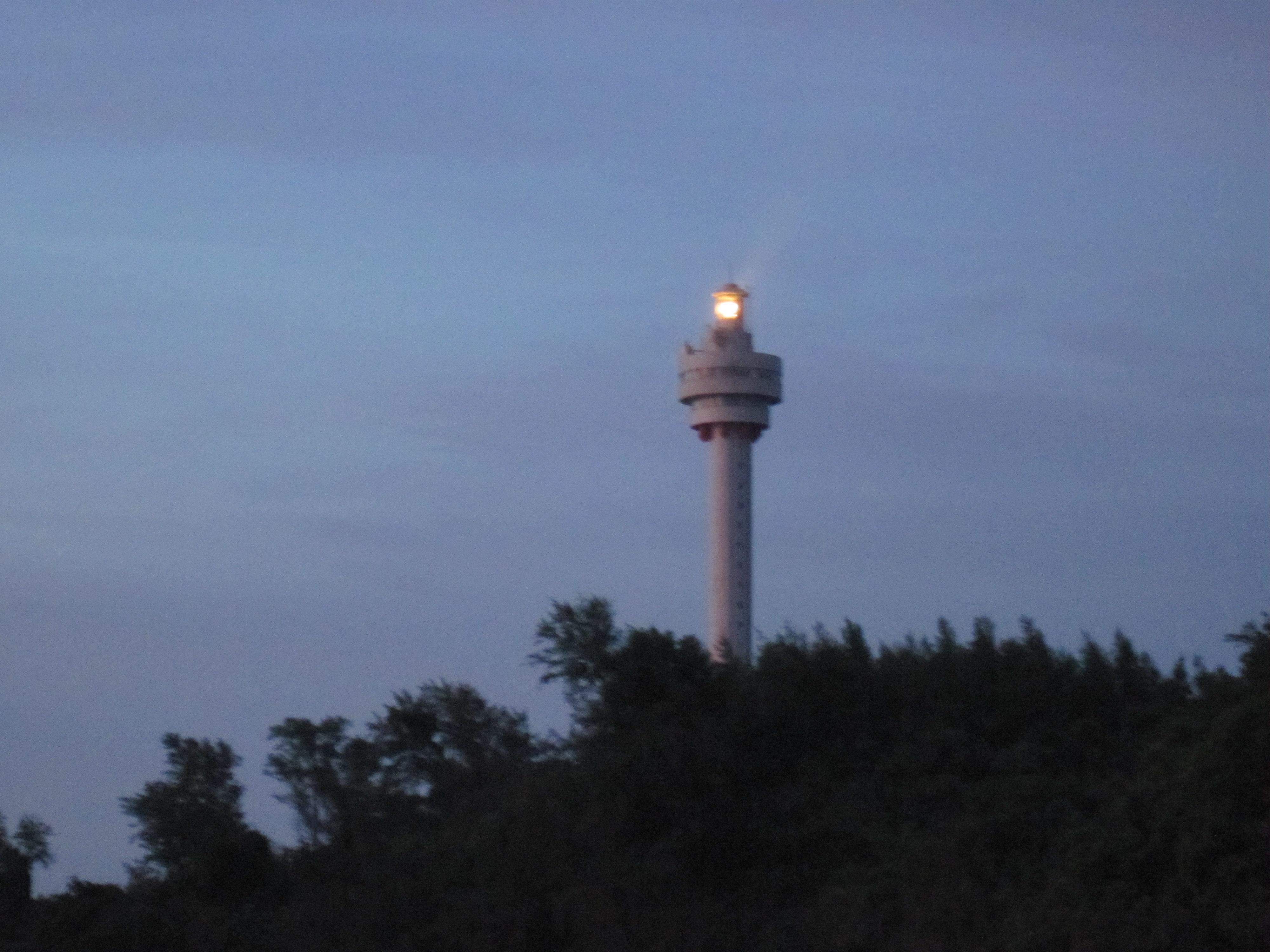海南角灯塔