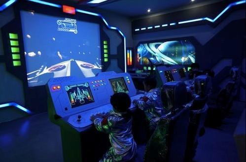 鸟巢儿童体验中心太空总署体验馆