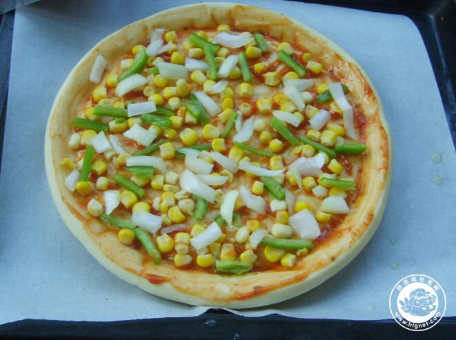 水果披萨的制作方法------简易版