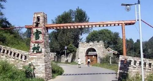 2,神堂峪自然风景区