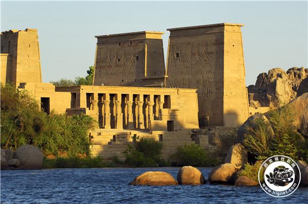 埃及, 阿斯旺, 菲来神庙4.jpg