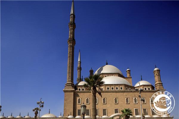 埃及, 开罗, 萨拉丁城堡,穆罕默德阿里清真寺.jpg