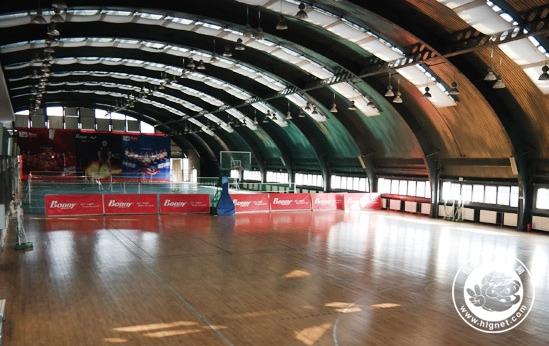 用友体育馆座落于北京市海淀区北清路68号用友软件园内,地处八达岭