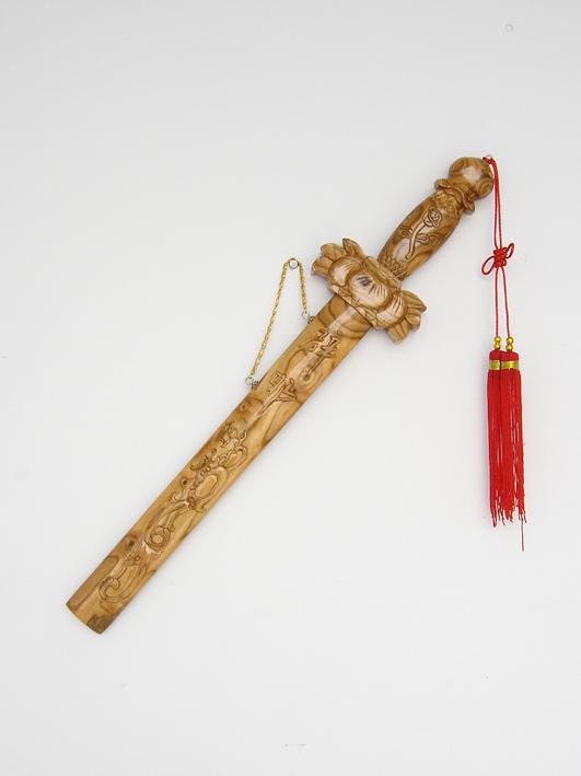 欧式浮雕剑