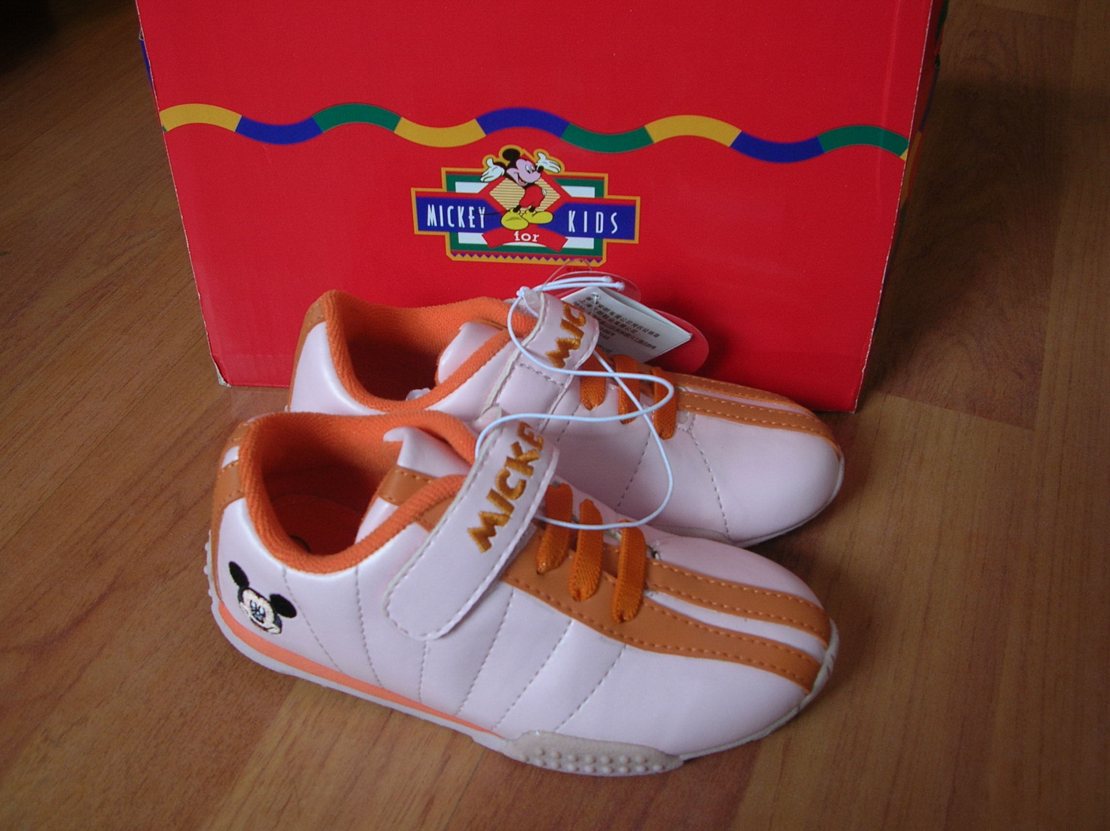 mouse米奇女童运动鞋