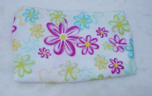 海绵纸手工制作花边