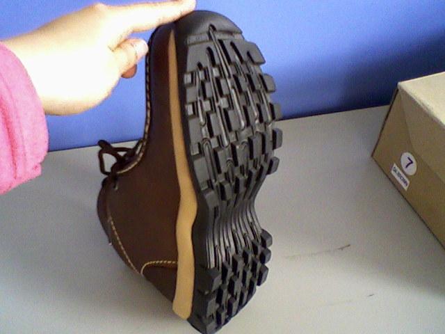 正品美国perry ellis皮鞋