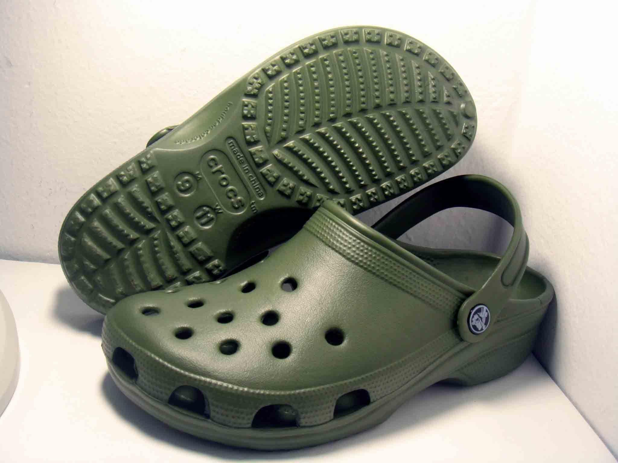 卡骆驰/外贸crocs凉拖鞋--最新进展
