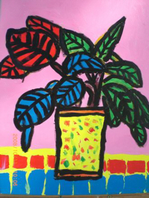 儿童色彩基础学习