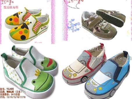 库存包包和小孩的夏装鞋子