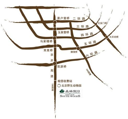 北京大兴野生动物园门票通票