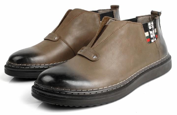品位之选*商场专柜正品哈森女靴+男皮鞋