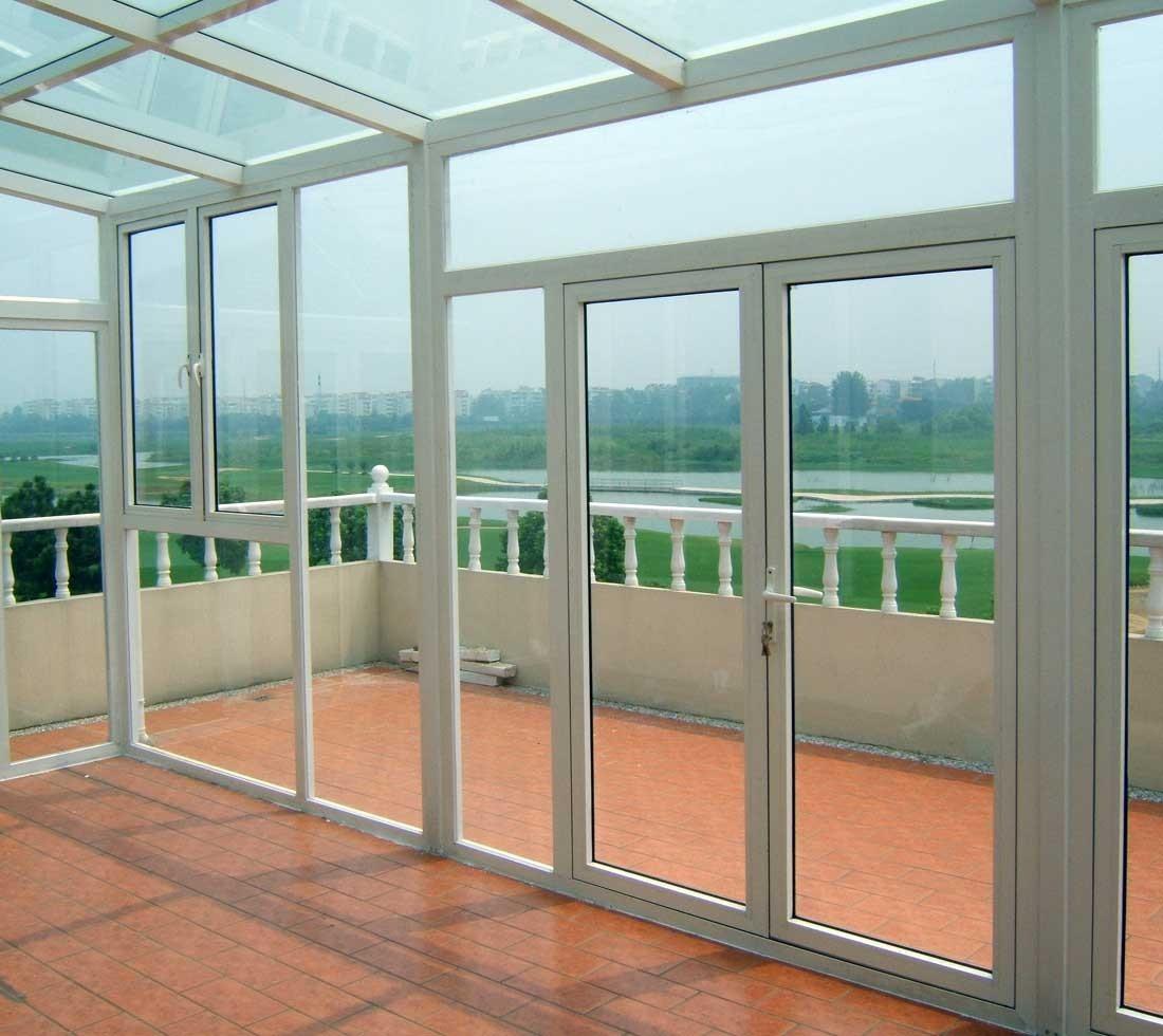 广东凤铝断桥铝门窗★露台阳光房◆钢结构