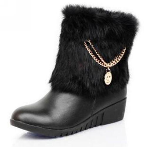 哈森女式短靴+长靴+雪地靴+男鞋+童鞋