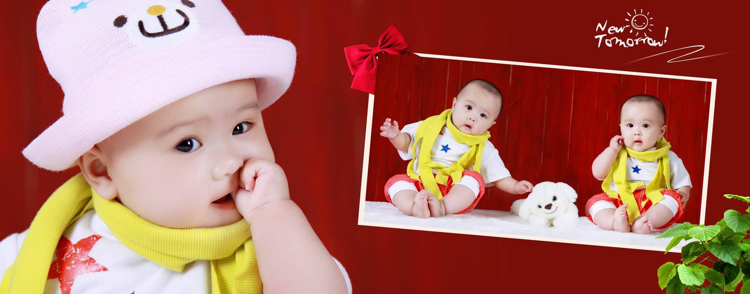 哈尼贝贝儿童摄影4月份特惠进行中.