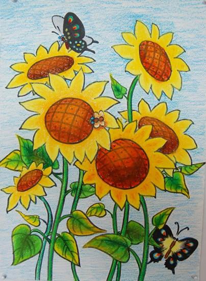 5岁儿童美术班免费试听