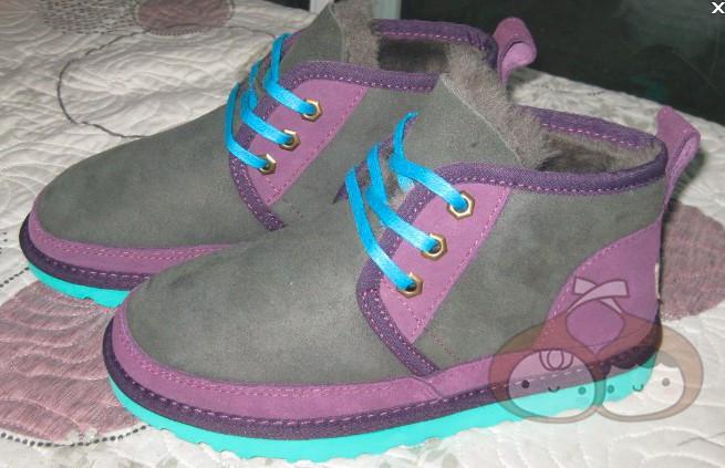 ugg雪地靴-出口日本和俄罗斯市场