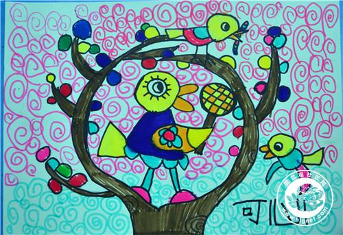 成人青少年素描水粉油画彩铅创意美术课程培训图片