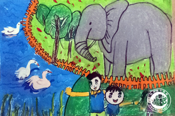 水粉基础班---水粉静物 水粉风景(7岁以上) 本期的学习目的是让学生