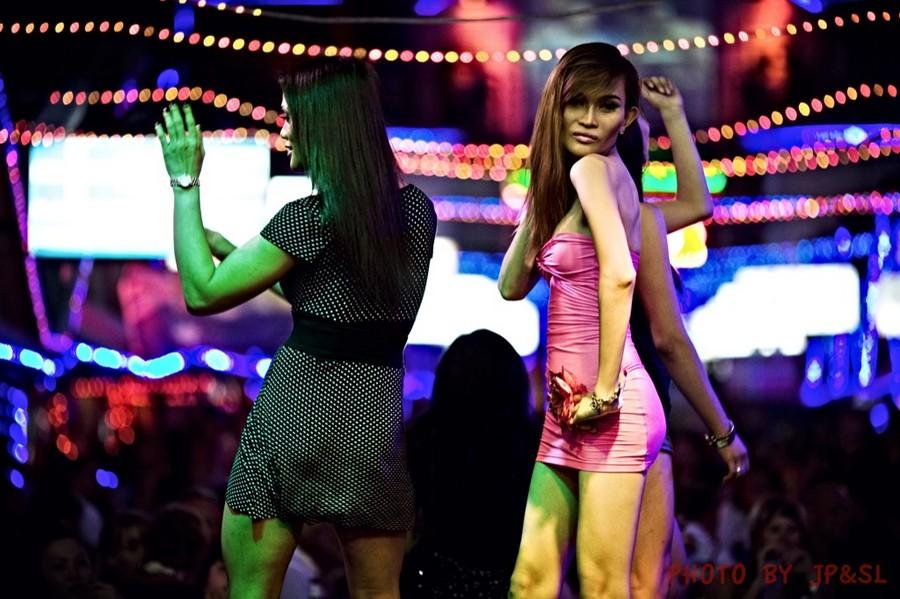 泰国人妖众多