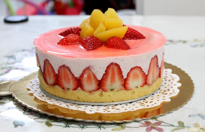 怎樣給寶寶做生日蛋糕