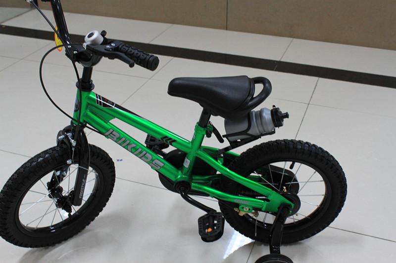 优贝儿童自行车  百琪