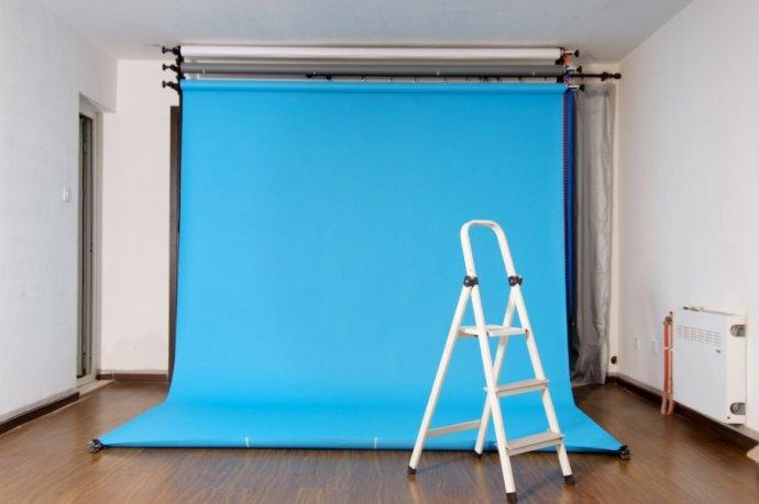 白色木板背景墙,真人拍摄专用