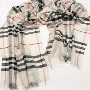 澳大利亚超细羊毛手绘彩色大披肩50元1条