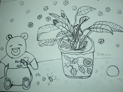 脚印的联想儿童画内容脚印的联想儿童画版面设计