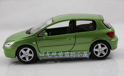 合金汽车模型玩具
